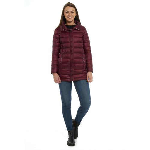Betty Kay Quilted Puffa Jacket