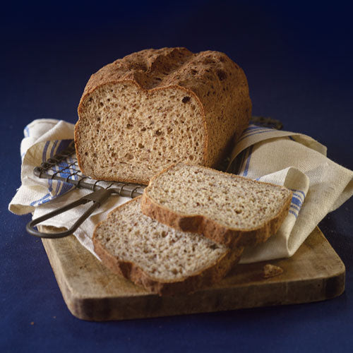 Gluten-Free Vegan Wholegrain Bread