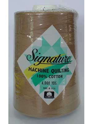 Signature 6000 yards Machine Quilting Cotton Thread