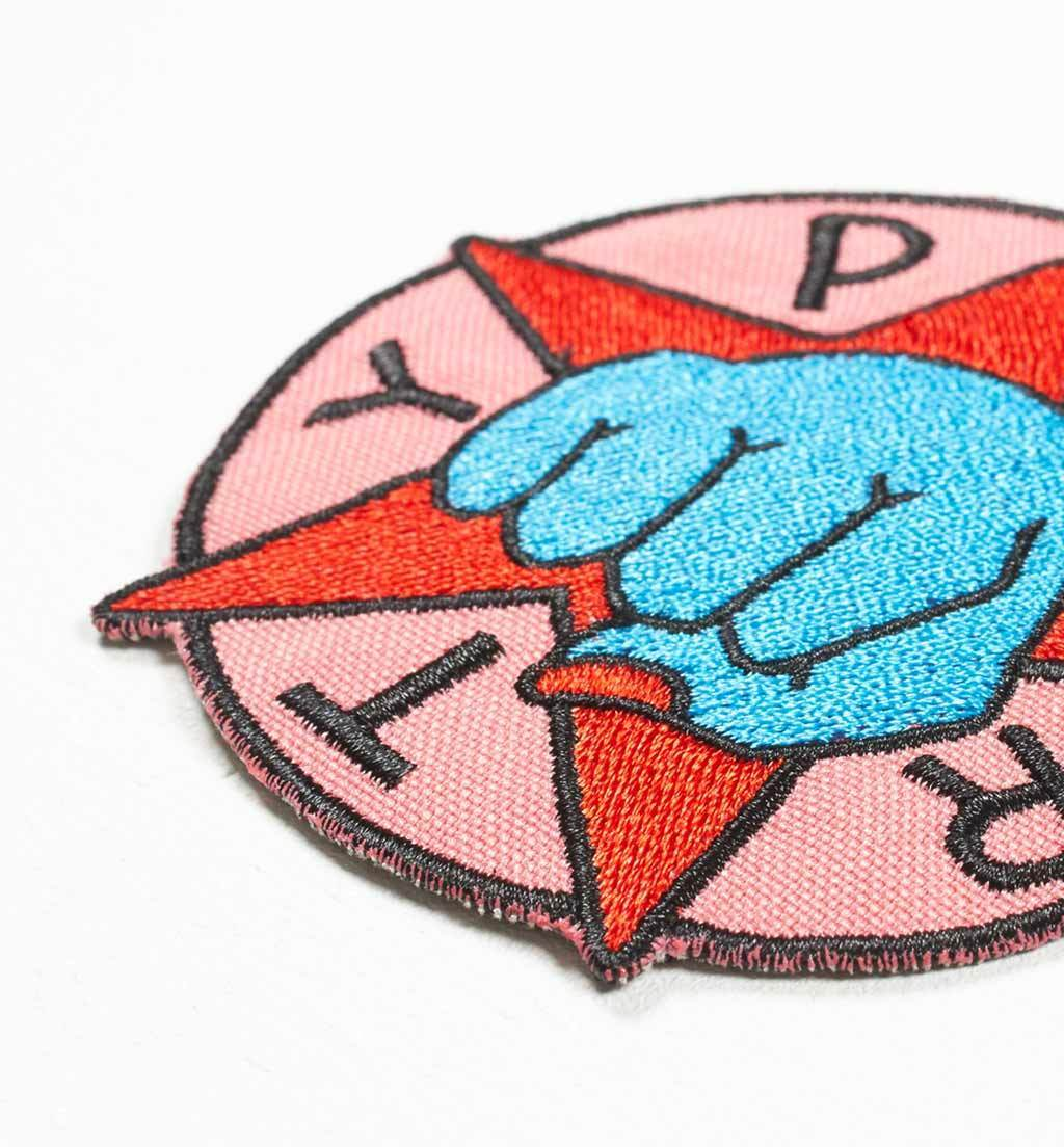 Parra - patch party embroidered