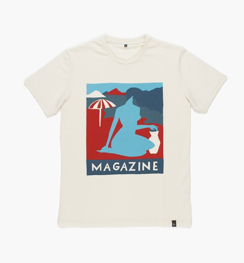 Parra - girl magazine t-shirt