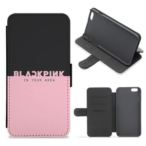 Blackpink In Your Area Flip / Wallet Phone Case
