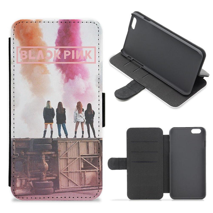 Blackpink Girls Flip / Wallet Phone Case