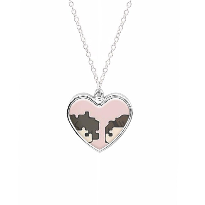 Cartoon One Direction Necklace