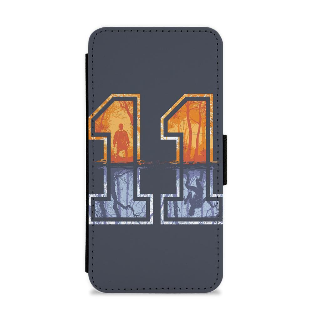 Football Eleven - Stranger Things Flip / Wallet Phone Case