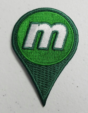 Munzee Pin Patch