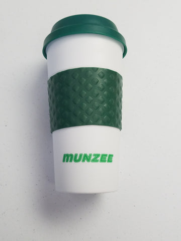 Munzee Coffee Travel Cup