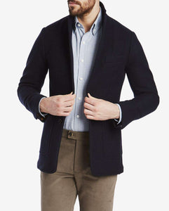 The Cross Weave Blazer