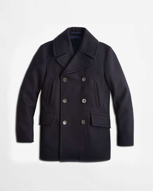 The Todd Snyder Manchester Peacoat