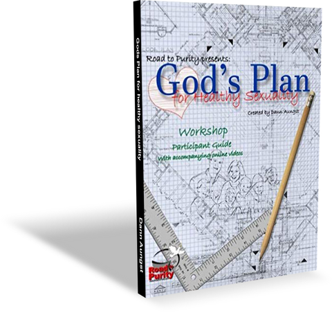 God's Plan for Healthy Sexuality (b)  130pgs - author Dann Aungst