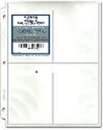 4-Pocket Coupon Pages - Coupon Pages - Hobby Master - hobbymasterstore