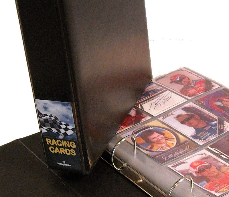 Racing Card Album - Racing Card Albums - Hobby Master - hobbymasterstore