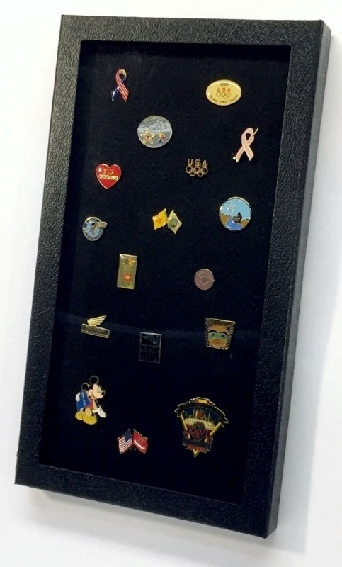 Pride Pin Collector's Display Case - Pins & Pinbacks - Hobby Master - hobbymasterstore