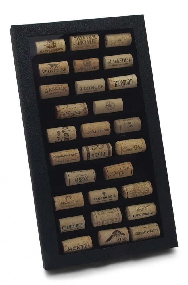 Wine Cork Display Case - Wine Cork Displays - Hobby Master - hobbymasterstore