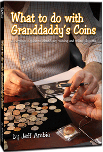 What to do with Granddaddy's Coins | Hobbymaster.com - Price Guides & Accessories - hobbymasterstore - hobbymasterstore