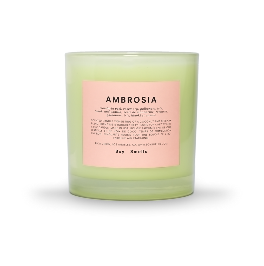 Boy Smells - Ambrosia Candle