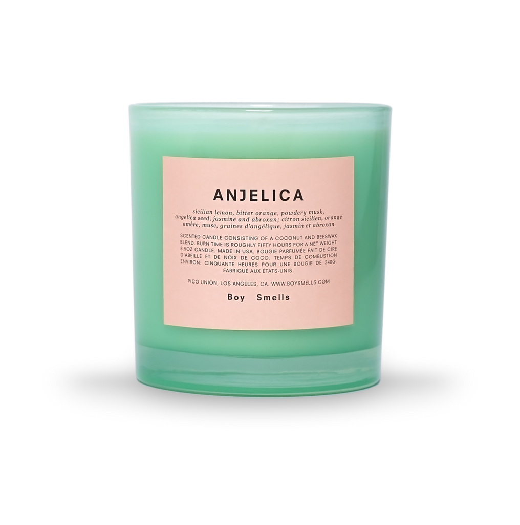 Boy Smells - Anjelica Candle