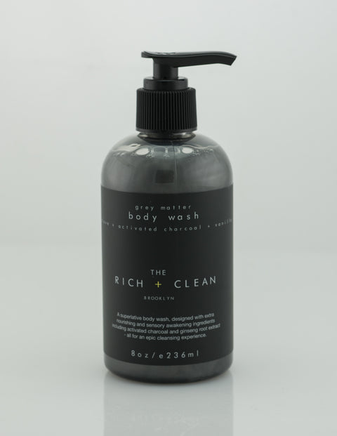 Rich & Clean - Body Wash
