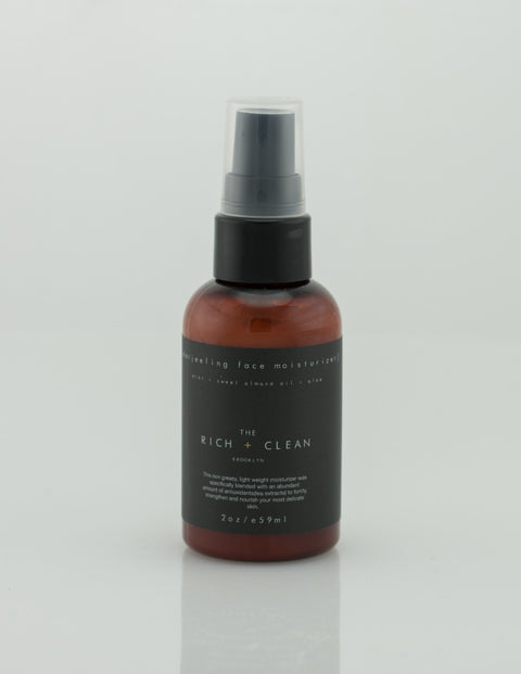 Rich & Clean - Face Moisturizer