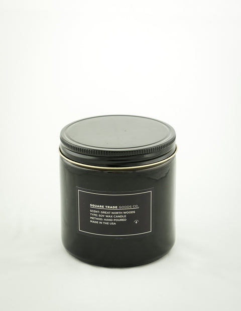 Square Trade Goods - Great North Woods Candle