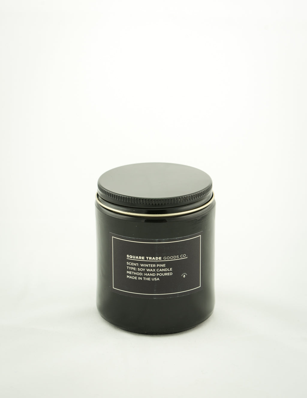 Square Trade Goods - Winter Pine Candle
