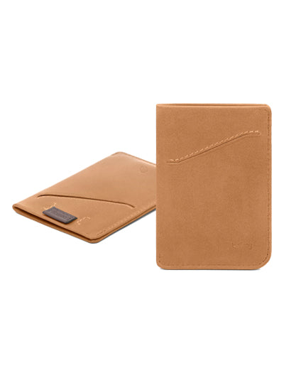 Bellroy - Card Sleeve Wallet Tan