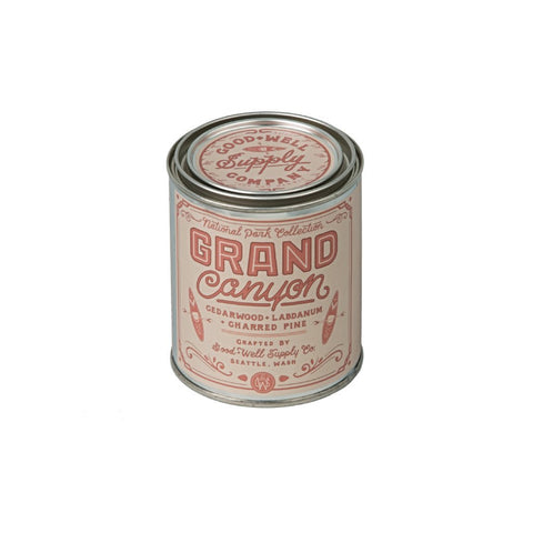 Good & Well Supply Co - Grand Canyon National Park Candle