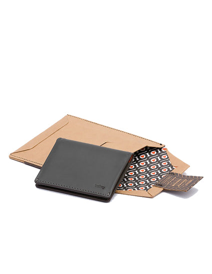 Bellroy - Slim Sleeve Wallet Charcoal