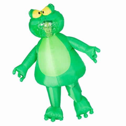 Fancy Dress - Inflatable Frog Costume