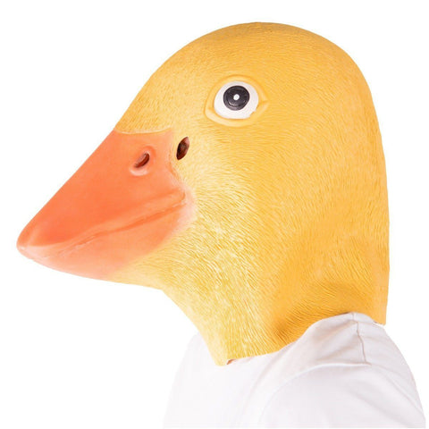 Fancy Dress - Latex Duck Mask