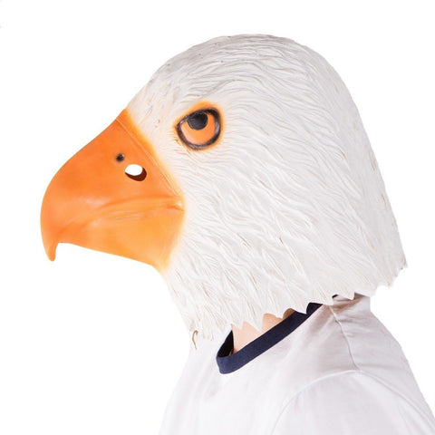 Fancy Dress - Latex Eagle Mask