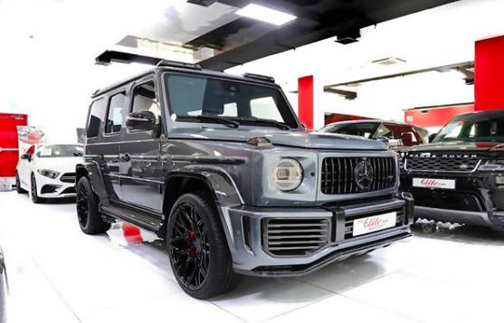 The First Urban G-Wagon 2019