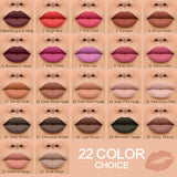 SACE LADY Matte Liquid Lipstick Waterproof Lip Gloss Long-lasting 30 Colors Paint Beauty Pigment Velvet Lipgloss Tint Makeup