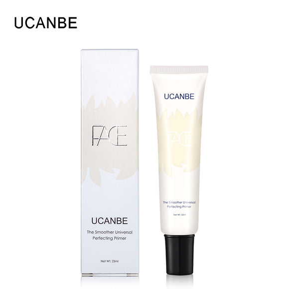 UCANBE Brand Face Primer Makeup Cream Smooth Base Foundation Cover Pores Oil Control Primer Moist Anti-oxidation Gel Cosmetics