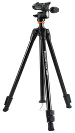 ALTA CA 233AO Aluminum Tripod with 3-Way Pan Head