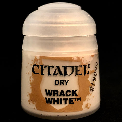 Games Workshop Citadel Dry: Wrack White