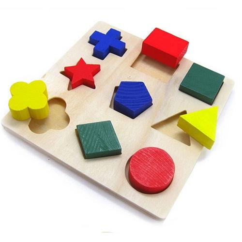 Educational Shape Classification Toy