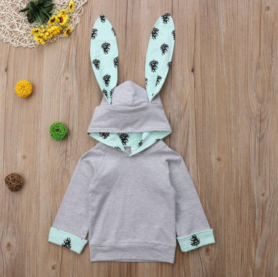 Winter Rabbit Sweater