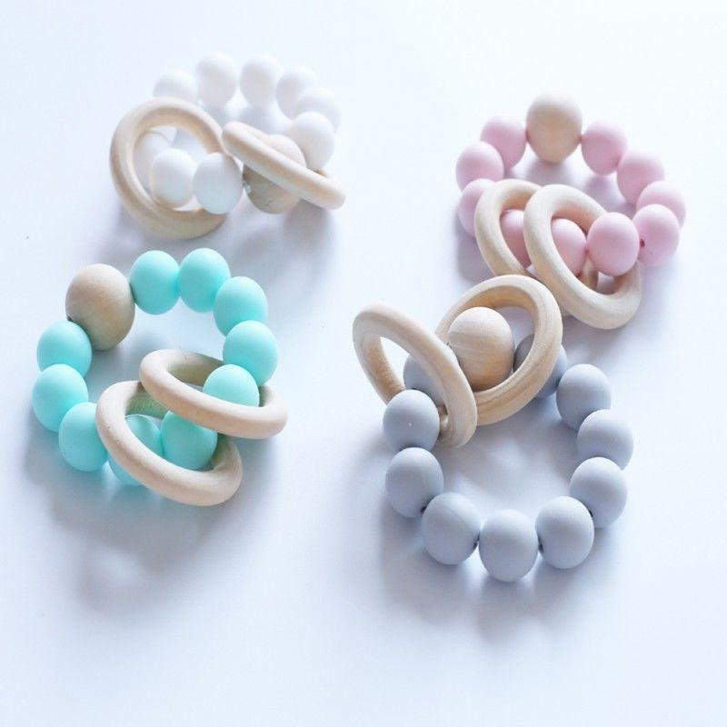 Chewable Beads Teether Toy