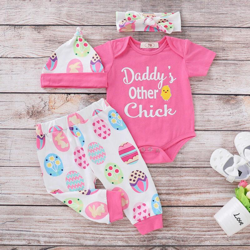 Daddy's other chick 4pc set