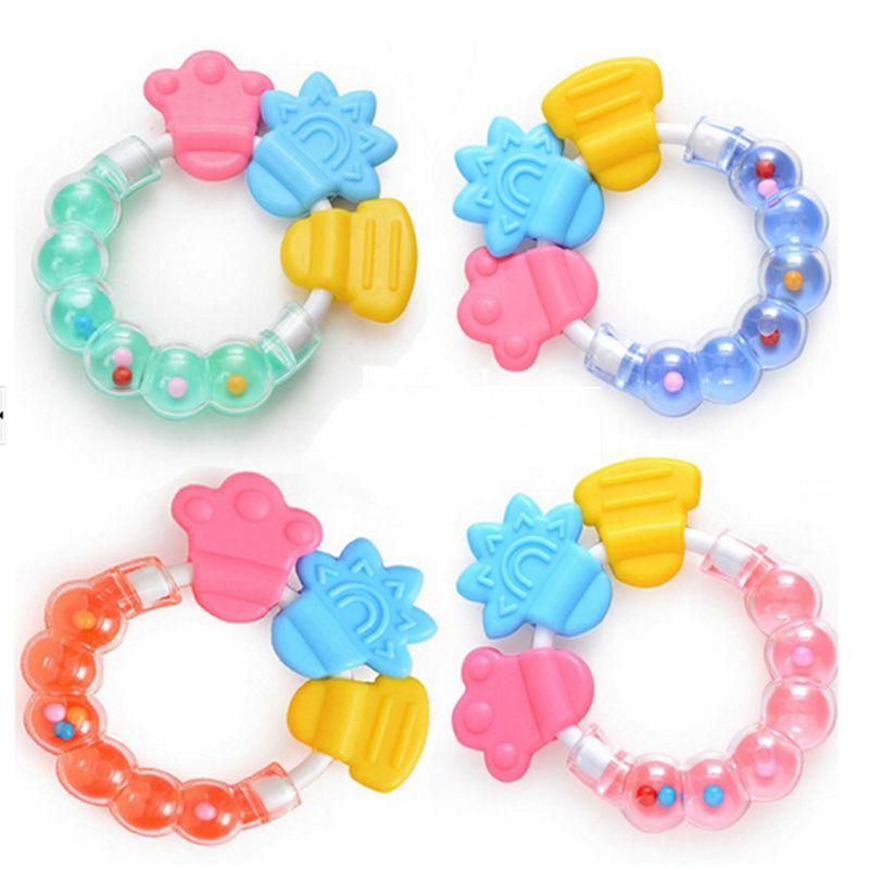 Circle Ring Teether Toy
