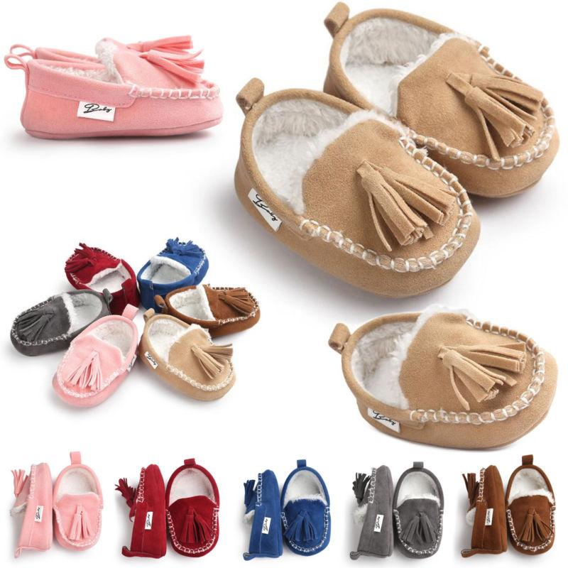 Warm Cotton Soft Slippers