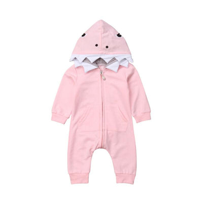 Baby shark jumpsuit