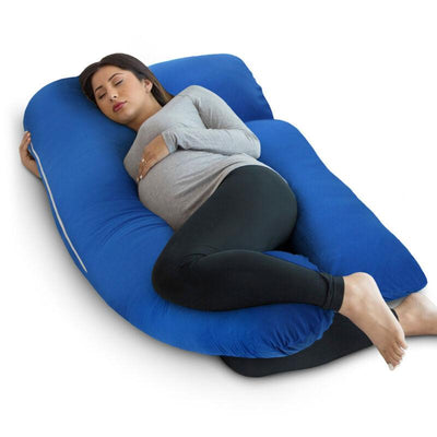 U-Shape Full Body Pregnancy Pillow