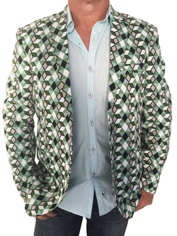 Argyle Sports Coat