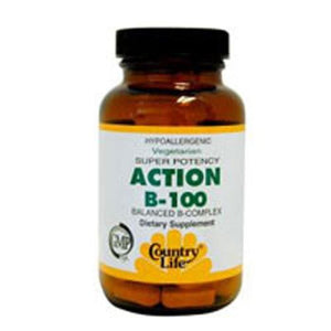 Action B-100 - 100 Tabs