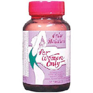 For Women Only 60 tabs By Only Natural