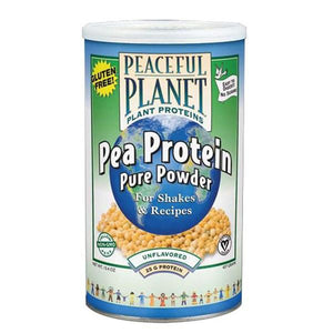 Pea Protein Pure Powder Unflavored 15.4 oz By VegLife