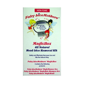 MagicBox Head Lice Removal Kit 3 ct By Fairy LiceMothers