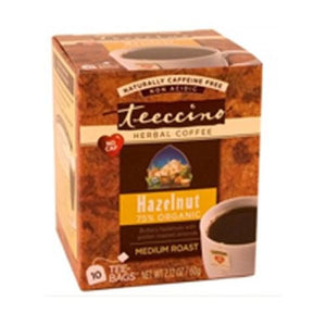 Hazelnut Herbal Coffee 10 ct By Teeccino